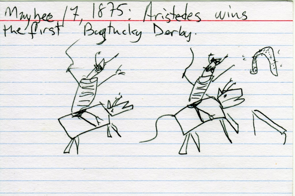 bugg horses