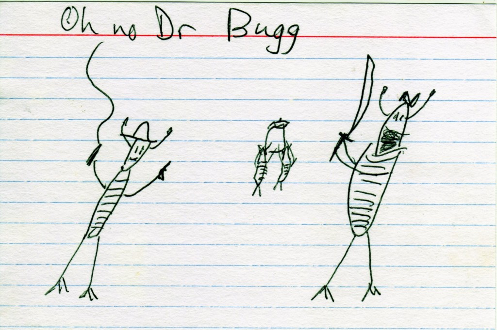 Dr Bugg