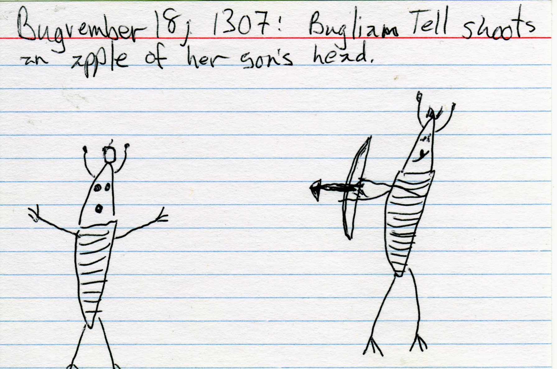 bugliam tell