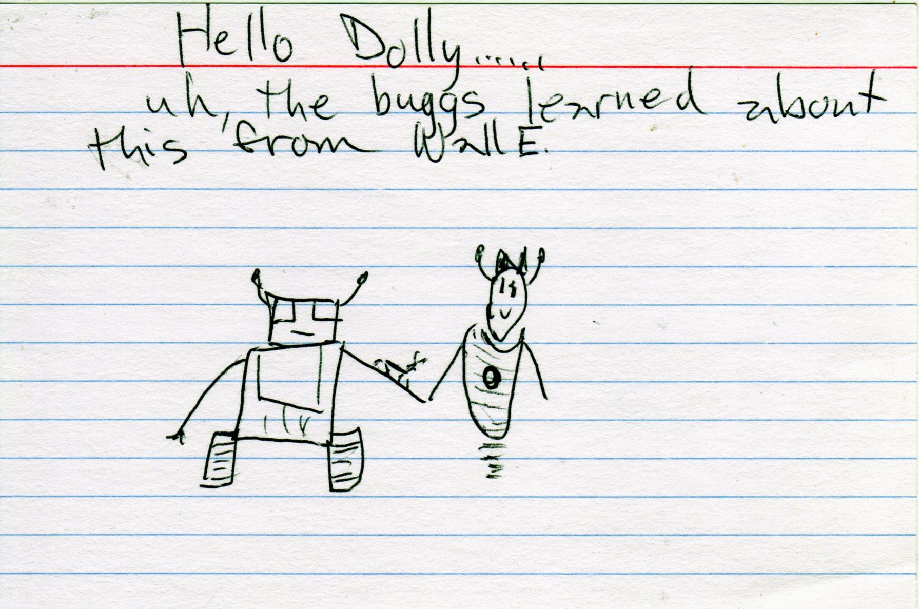 hello dolly [click to embiggen]
