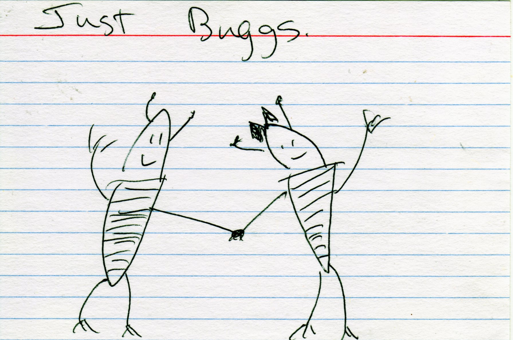 just buggs [click to embiggen]