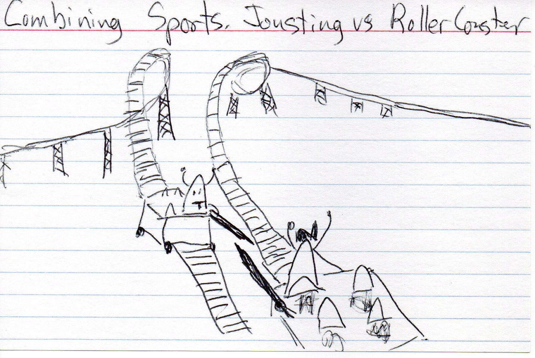 jousting vs roller coasters [click to embiggen]