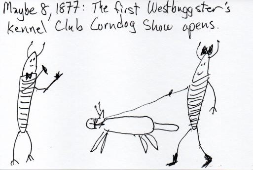 corndog show [click to embiggen]
